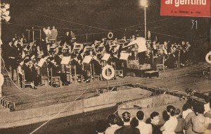 oser concierto al aire libre 1956